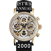 Wrist Watch Annual 2000 paperback reference book The Catalog of Producers, Models, and Specifications by Peter Braun