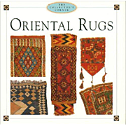 Oriental Rugs- The Collector's Corner hardcover reference book