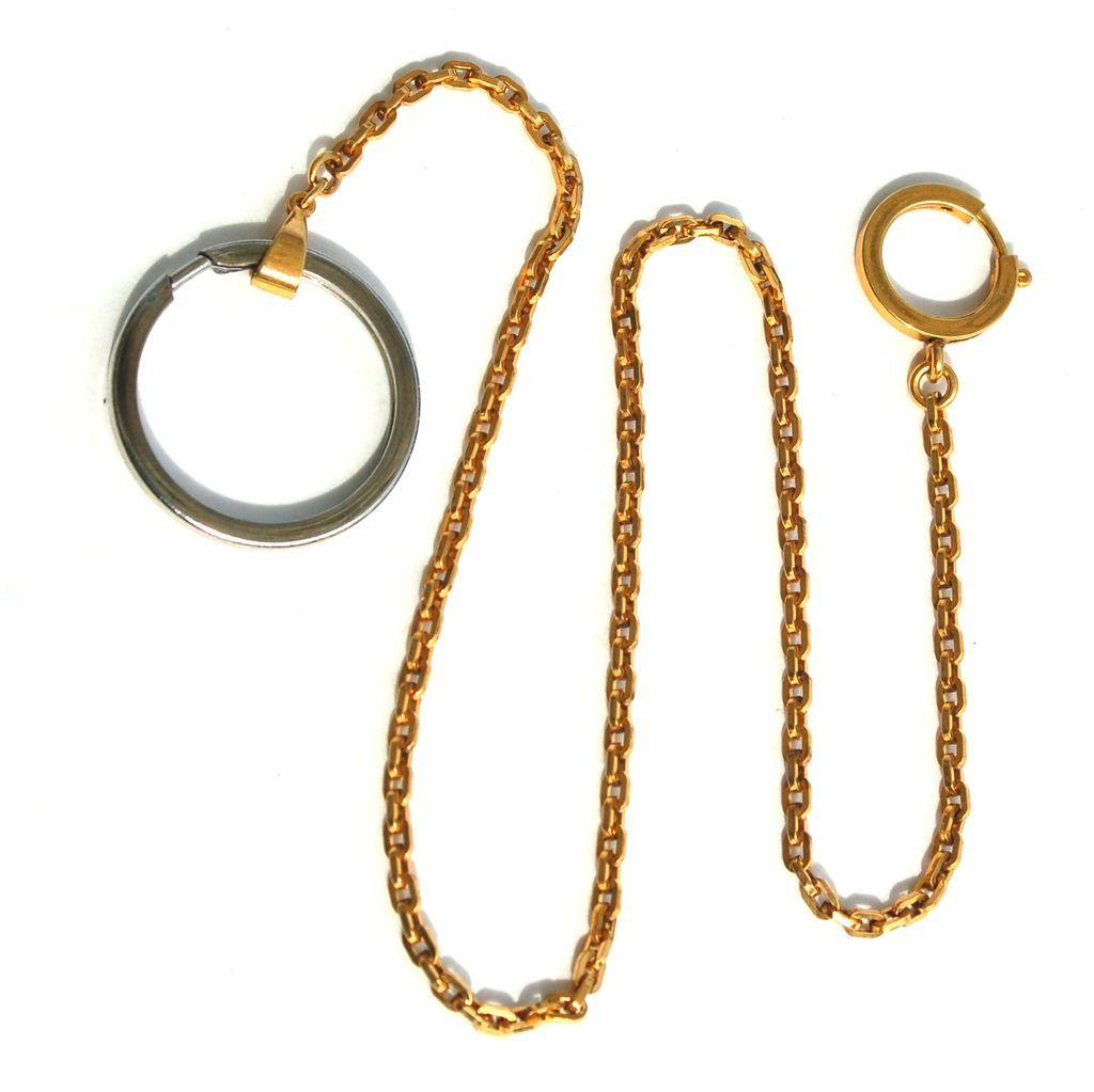 Vintage FORSTNER 12K Gold Filled Watch Chain, 19 Grams