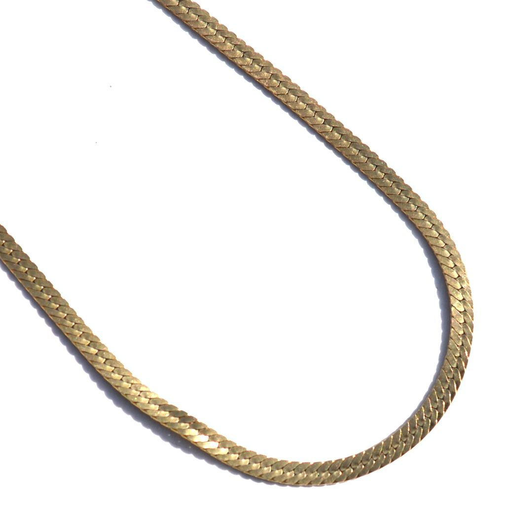 Vintage Hallmarked 14K GOLD FILL Necklace Chain 8.6 Grams