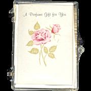 Vintage Designer Glass Perfume Nips Schiaparelli Lucien Lelong Many More