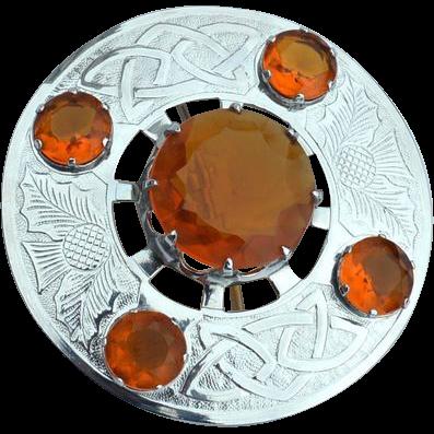 Huge Scottish Kilt Pin, DN Lombard St Birmingham