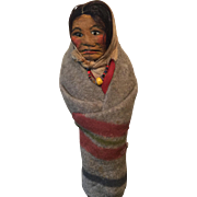 """10"""" Mary Francis Woods Indian Doll - Red Tag Sale Item"""
