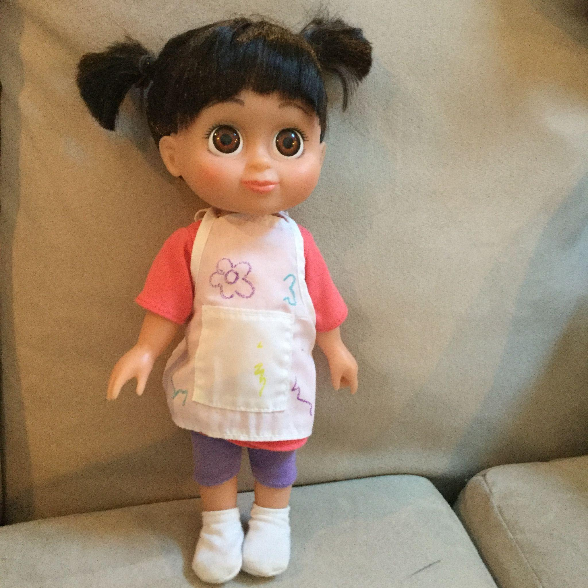 Boo from Monsters, Inc. She Talks