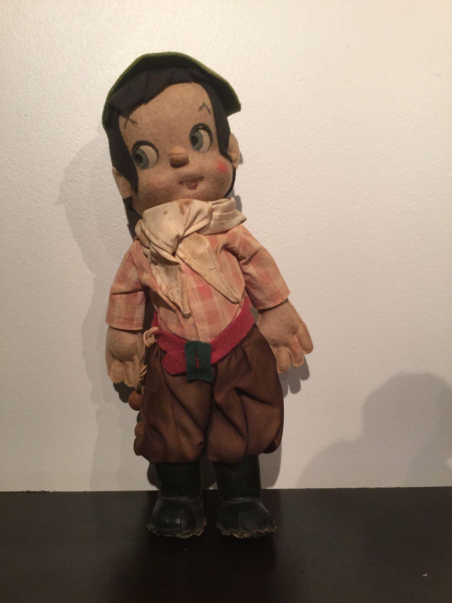 Cloth Character Boy Doll