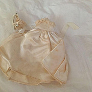 1950's Madame Alexander Alexander-kins Bride Dress and Veil