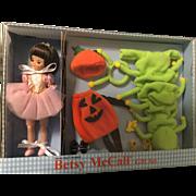 Betsy McCall CU Atlanta Halloween Fun Betsy Tonner Doll Co. Mint in box