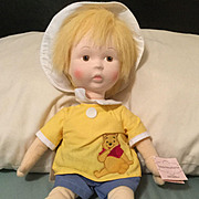 Christopher Robin cloth Madame Alexander