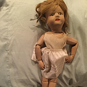 15' wooden Schoenhut Doll needs TLC made in the USA