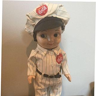 Buddy Lee Hard Plastic Coca Cola 1950s