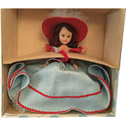 Nancy Ann Storybook Doll #189 March in Box