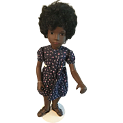 "17"" Sasha Cora black doll"