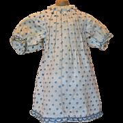 Antique Robe de Chambre