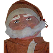 Vintage Santa Claus Doll, c.1923