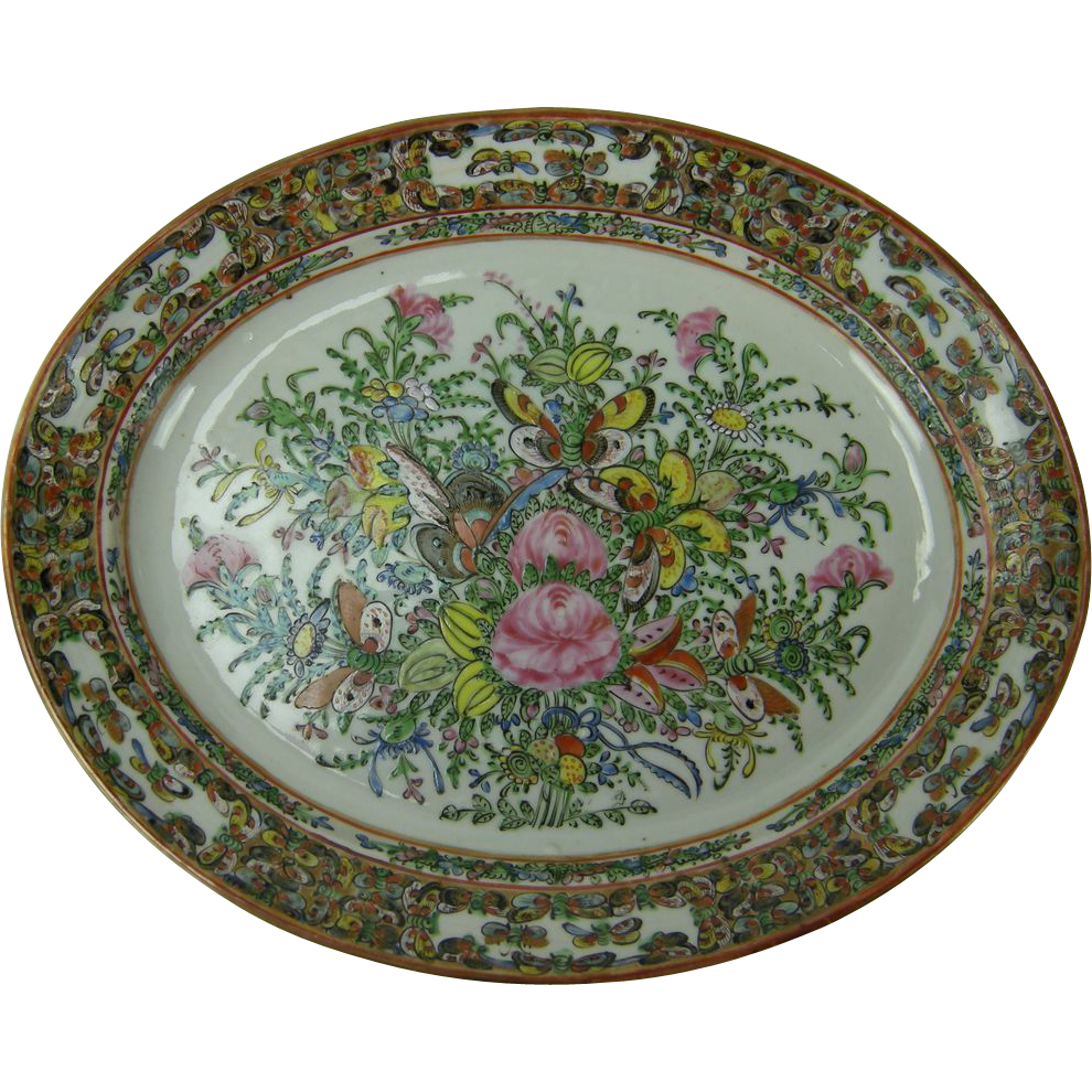 dating rose medallion Asian art forums message listing by the hong kong acf mark points to a late 20th ct dating (around here is what a fairly good quality rose medallion dish.