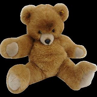 Vintage Steiff Molly 26 inch Bear with ear tag 0320/65