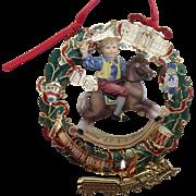 White House Historical Association Christmas Ornament 2003, President Grant, MIB
