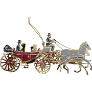 White House Historical Association Christmas Ornament 2001, President Andrew Johnson, MIB