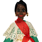 1966 Martinique Doll in Carnival Costume