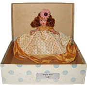 Nancy Ann Storybook Bisque Storybook Doll in Original Box - Seasons, Autumn