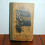 Leary's Ready Reckoner - 1901 Edition