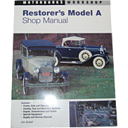 Restorer's Model A Shop Manual (Motorbooks Workshop) - 1985