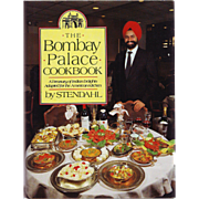 The Bombay Palace Cookbook: A Treasury of Indian Delights - Hardcover 1985