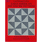 Early American Patchwork Patterns - Carol Belanger Grafton