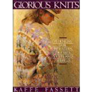 Kaffe Fassett - Glorious Knits - Hardcover 1985