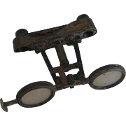 La Mignonne 1920's French Folding Opera or Field Glasses