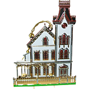 Sheila's Historical Ornament Collection - The Abbey II, Cape May, New Jersey