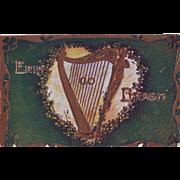 Vintage St.Patrick's Day Postcard - Erin Go Bragh