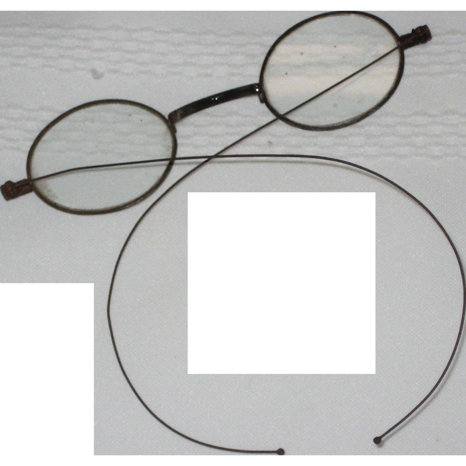 Vintage Wire Rim Eye Glasses or Eyeglasses