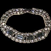 1940's Rhinestone Bracelet