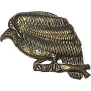 1970's MBCI Vulture or Buzzard Belt Buckle