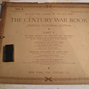The Century War Book-Civil War Edition