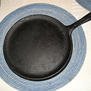 Wagner Cast Iron Griddle