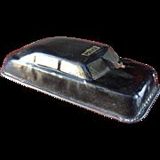 ARGO Lithograph Tin Police Car