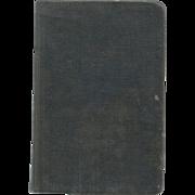 Military Book-1940 Blue Jackets Manual