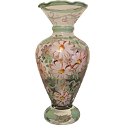 Painted Bud Vase