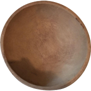 Munising Wood Dough Bowl