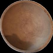 Munising Wood Dough Bowl