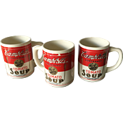 Campbells Tomato Soup Mugs