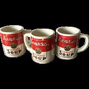 Campbells Tomato Soup Mugs
