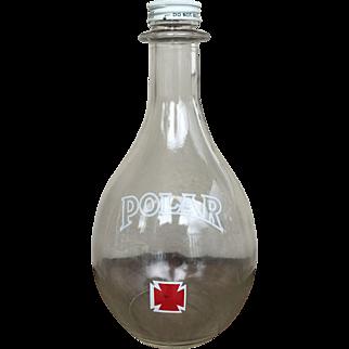 Glass Polar Water Bottle