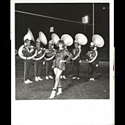 Photograph-Black and White-Tuba Line