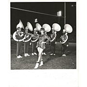 Photograph-Black and White-Tuba Line