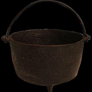 Cast Iron Kettle