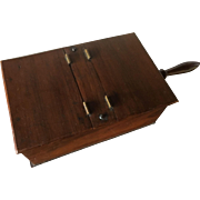 Masonic Ballot Box