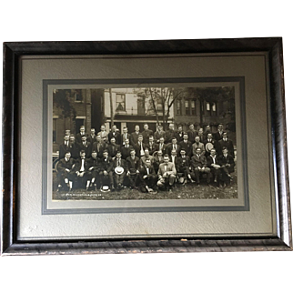 Black and White Group Photograph